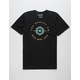 HURLEY Surf M6 Black Mens T-Shirt