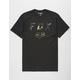 FOX Cyanide Squad Black Mens T-Shirt
