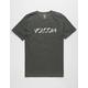 VOLCOM Shadow Block Mens T-Shirt