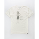 RIP CURL Hula Skelly Mens T-Shirt