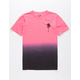 HURLEY Trajectory Black Boys T-Shirt