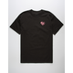 BRIXTON Muerte Mens T-Shirt