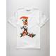 LRG Leaves White Mens T-Shirt