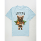 LRG Party God Powder Mens T-Shirt
