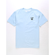 LRG Logo Plus Powder Mens T-Shirt