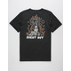 VOLCOM Fridazed Black Mens T-Shirt