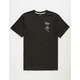 VOLCOM Swingers Saloon Mens T-Shirt