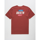 BRIXTON Garth II Mens T-Shirt