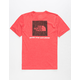 THE NORTH FACE Red Box Red Boys T-Shirt
