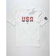 UNDER ARMOUR Freedom USA Mens T-Shirt