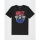 HURLEY Anchor USA Boys T-Shirt
