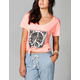 BILLABONG Flower Me Womens Tee