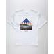 O'NEILL Black Pool White Boys T-Shirt