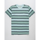 RVCA 4 Stripe Mens T-Shirt