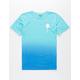 HURLEY Trajectory Aqua Boys T-Shirt
