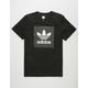 ADIDAS Warp Blackbird Mens T-Shirt