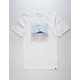 HURLEY Waves In Mens T-Shirt