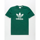 ADIDAS Trefoil Forest Mens T-Shirt