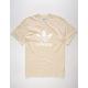 ADIDAS Trefoil Beige Mens T-Shirt