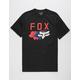 FOX 74 Wings Mens T-Shirt