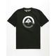 LRG Fade Away Black Mens T-Shirt