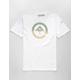 LRG Fade Away White Mens T-Shirt
