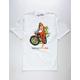 LRG Hula Girl White Mens T-Shirt