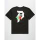 PRIMITIVE Dos Flores Boys T-Shirt