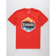 ELEMENT Dusk Boys T-Shirt