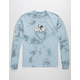 HUF x Felix The Cat Crystal Wash Mens T-Shirt