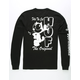 HUF x Felix The Cat Santee Mens T-Shirt