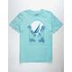 NAUTICA Palm 1983 Mens T-Shirt