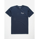 PRIMITIVE Nuevo Core Navy Mens T-Shirt