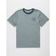 VANS Established 66 Ringer Boys T-Shirt