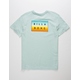 BILLABONG Die Cut Fill Boys T-Shirt