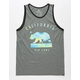 RIP CURL Bear Power Ringer Mens Tank Top