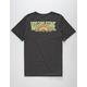 VOLCOM Sundown Black Mens T-Shirt