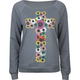 FULL TILT Daisy Cross Womens Sweatshirt