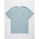 BILLABONG Stacked Denim Mens T-Shirt