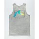 RUSTY TV Screen Mens Tank Top