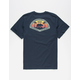 VANS Grizzly Beach Boys T-Shirt