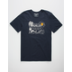 HURLEY Pure Stoke Mens T-Shirt