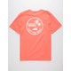 VANS Mini Dual Palm Duberry Mens T-Shirt