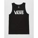VANS Classic Black & White Mens Tank Top