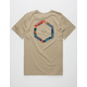 BILLABONG Access Border Mens T-Shirt