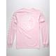 VANS x Spitfire Pink Mens T-Shirt