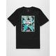 VANS Print Box Pit Stop Floral Boys T-Shirt