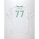 BRIXTON United White Mens T-Shirt