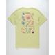 VOLCOM Neon Levitate Mens T-Shirt