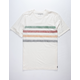 HURLEY Pendleton Glacier Mens T-Shirt